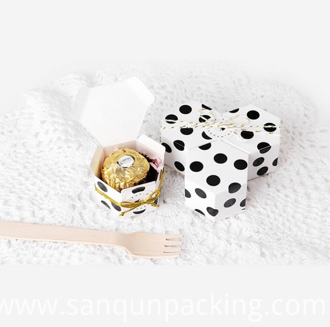 Octagon Shaped Candy Box 2